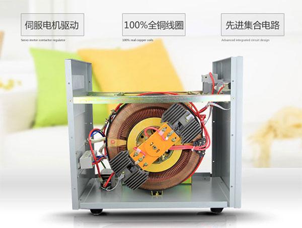德力西交流稳压器的优势 稳压精度高使用寿命长!