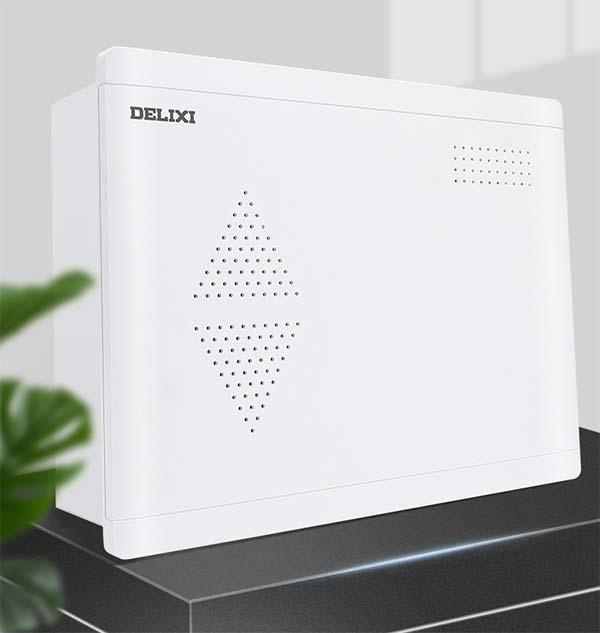 德力西CDEN1X光纤箱产品上市的通知