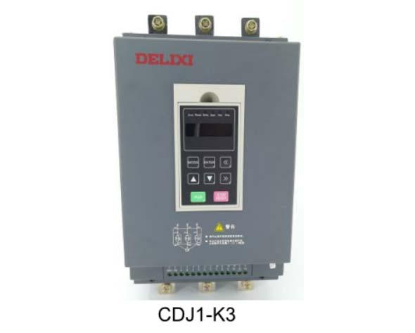 德力西CDJ1-K3内置旁路式软启动器上市的通知