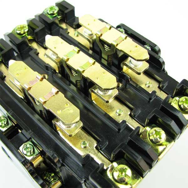 德力西交流接触器 cdc10-40a(正泰接触器型号