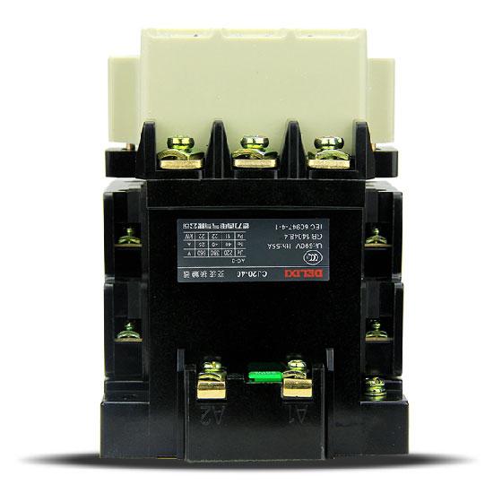 德力西交流接触器cj20-40a/线圈电压36v/220v/380v