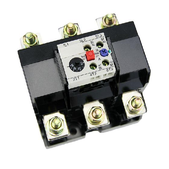 德力西热过载继电器 jrs2-180/f 3ua62热继电器 热过载保护器 过载
