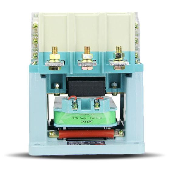 德力西交流接触器cj20-250a/线圈电压36v/220v/380v